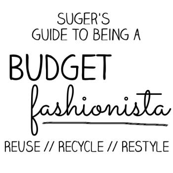 Budget Fashionista Square