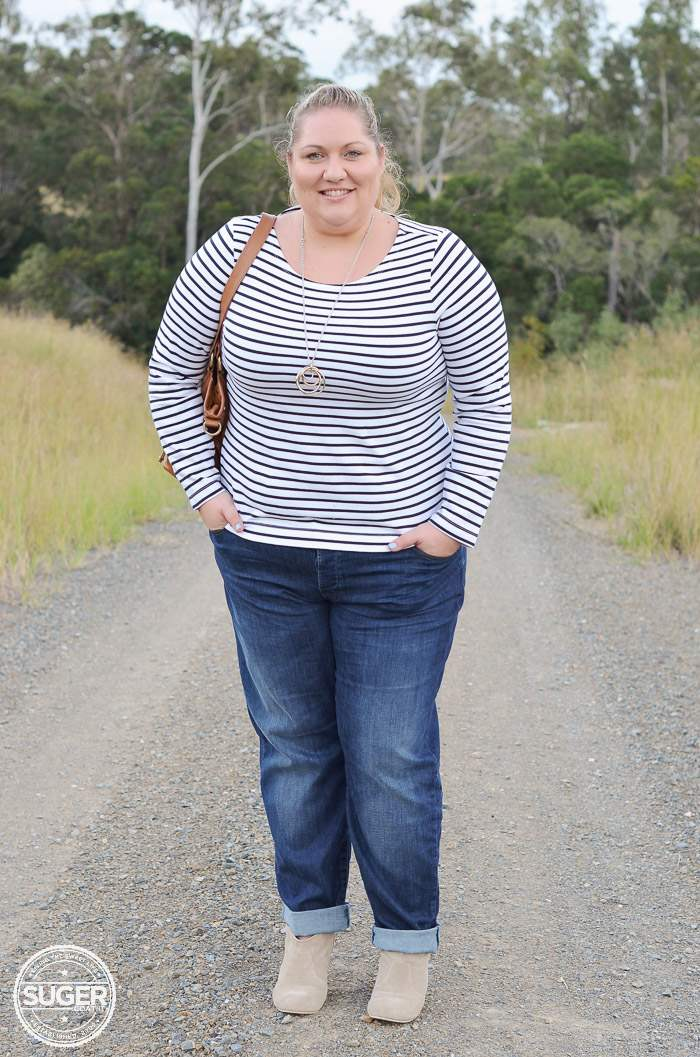 plus size asos boyfriend jeans blog-5