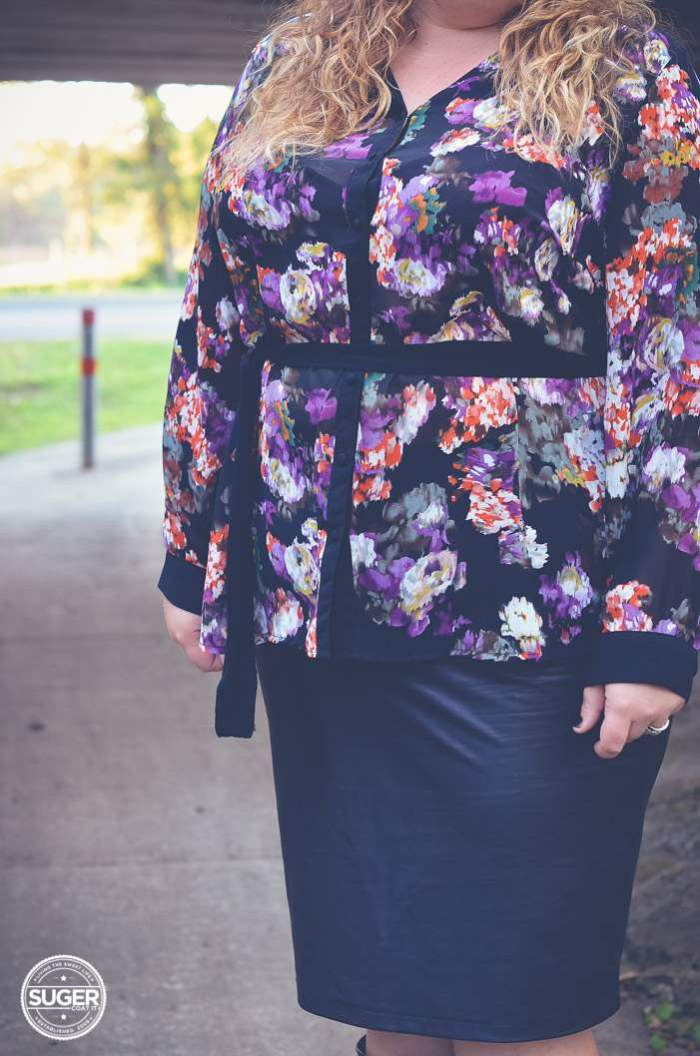 plus size date night outfit and date-5