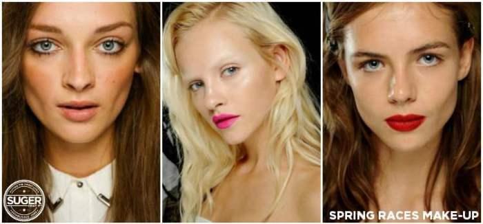 spring racing make-up looks australia