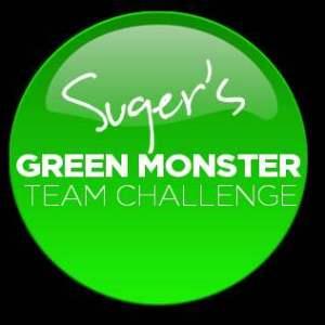 SUGERS GREEN MONSTER CHALLENGE