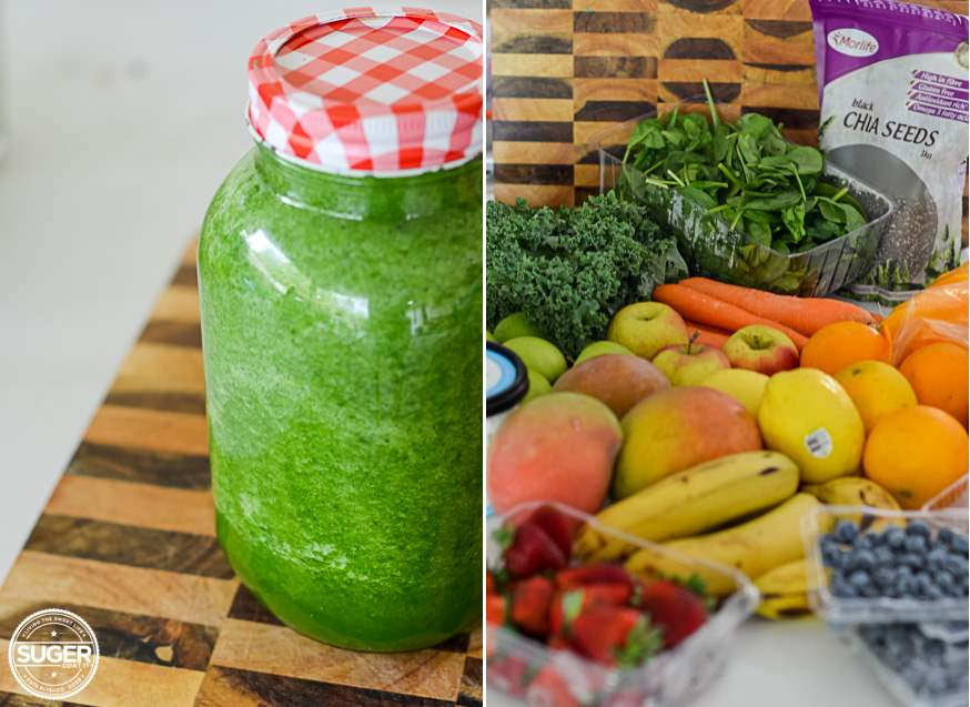 5 ways green juice made me healthier!