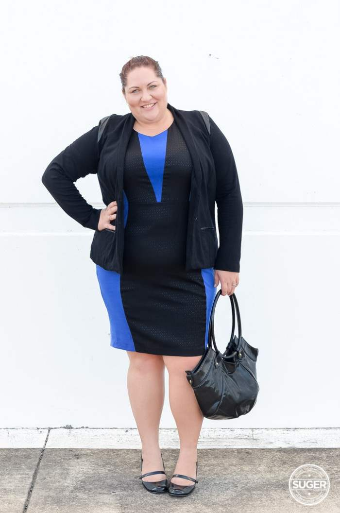 target bellecurve monochrome plus-size-19