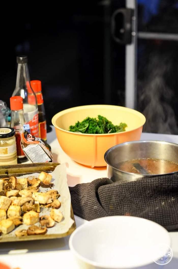 miso soba noodle kale and mushroom soup-15
