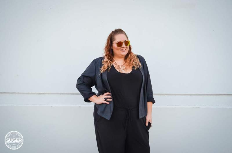 plus size black jumpsuit outfit for dinner-6