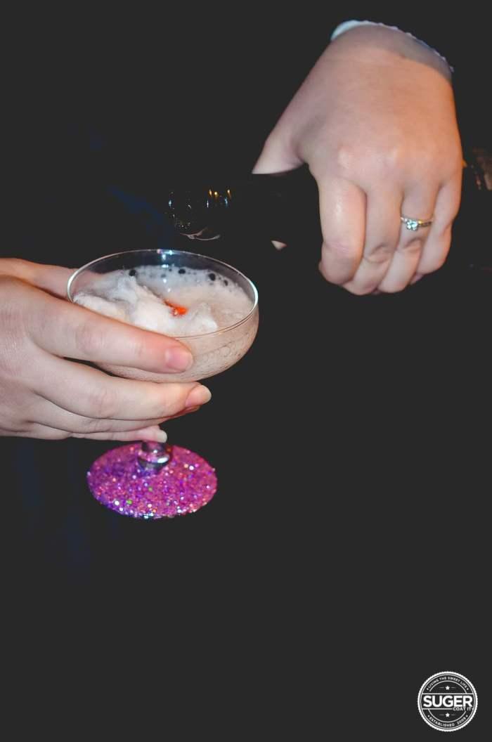 glitter champagne bachelorette hens party-21