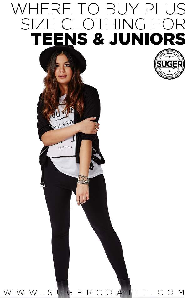 Where To Buy Plus Size Clothes For Teens Suger Coat It
