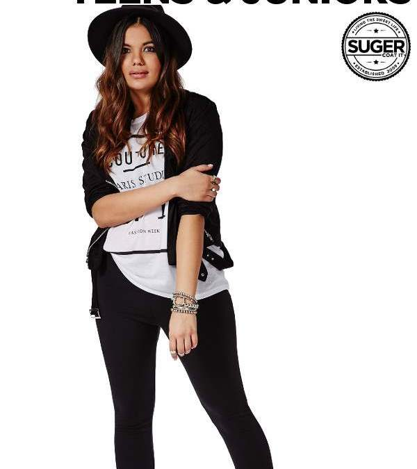 Where to buy plus size clothes for teens