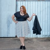 yours clothing blogger review midi skirt jacket-7