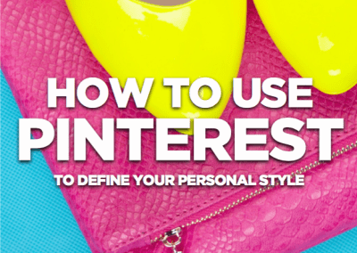 Suger's How to Use Pinterest to Define Your Personal Style, on sale now! | More at www.sugercoatit.com