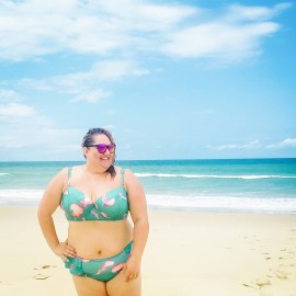 Why I refuse to be afraid to wear a bikini