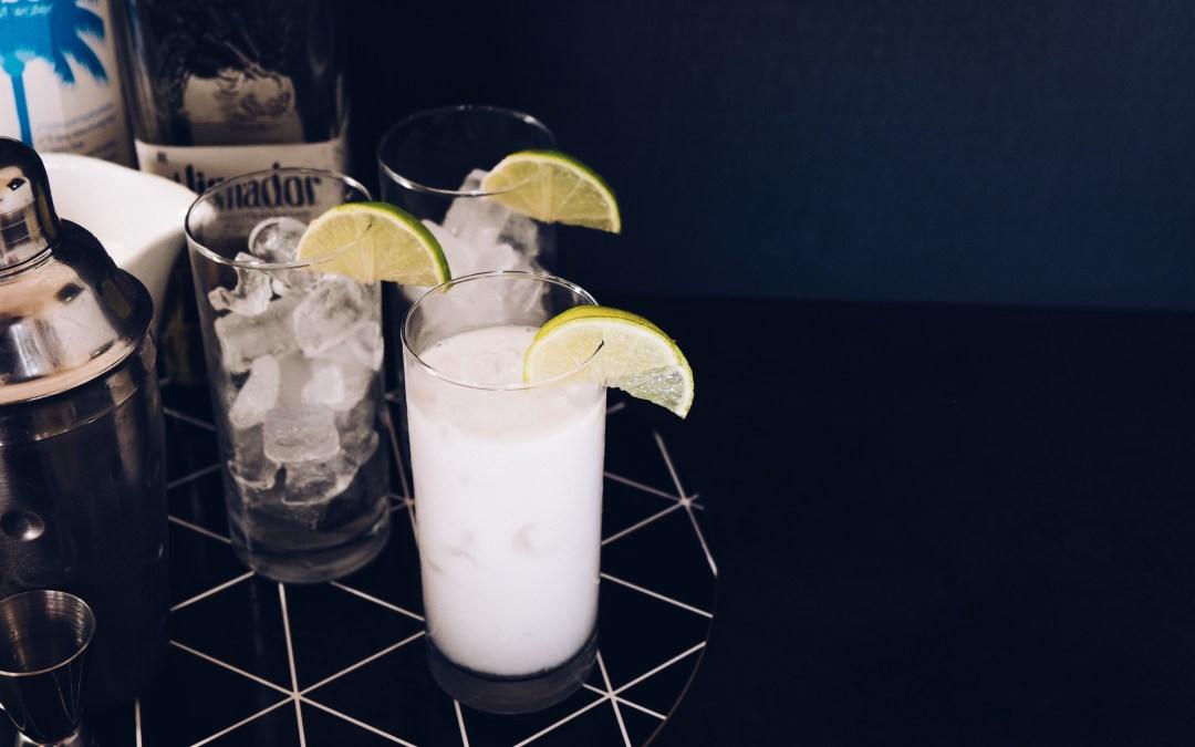 Coconut Margarita #sugerDRINKS