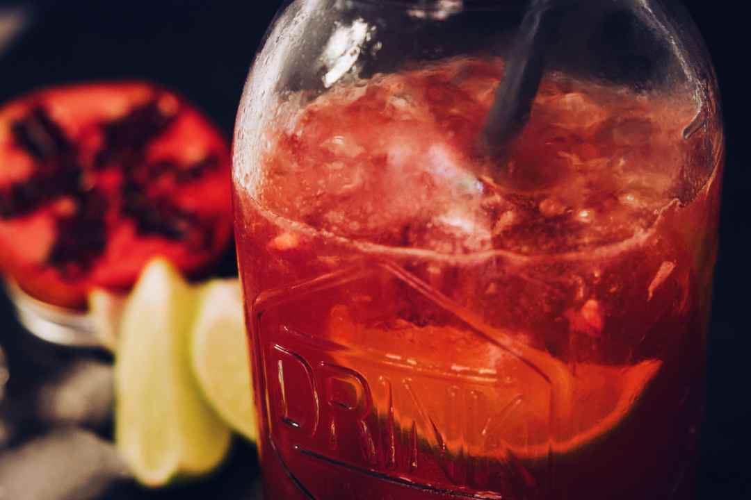 Lime + Pomegranate Punch - Suger Coat It
