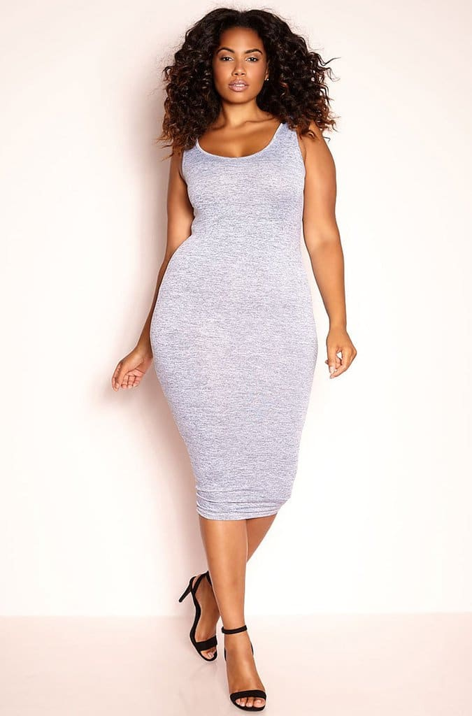 Where to Buy Plus Size Bodycon Dresses - Suger Coat It