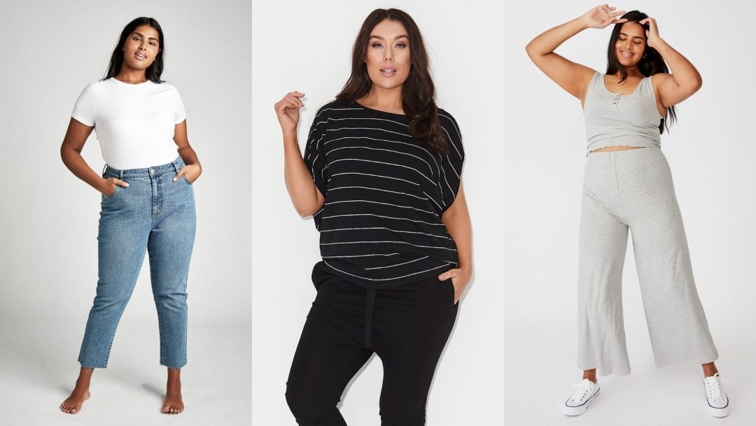 plus size casual ootd