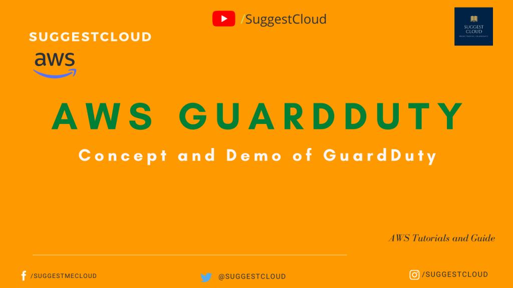 AWS GuardDuty Concept