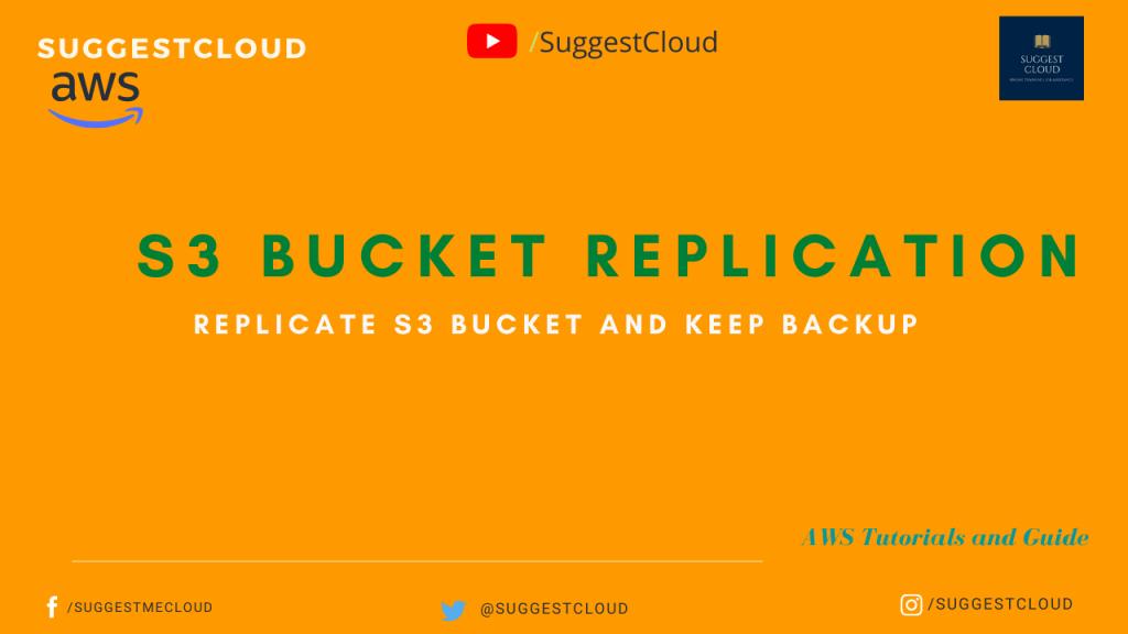 S3 Bucket Replication