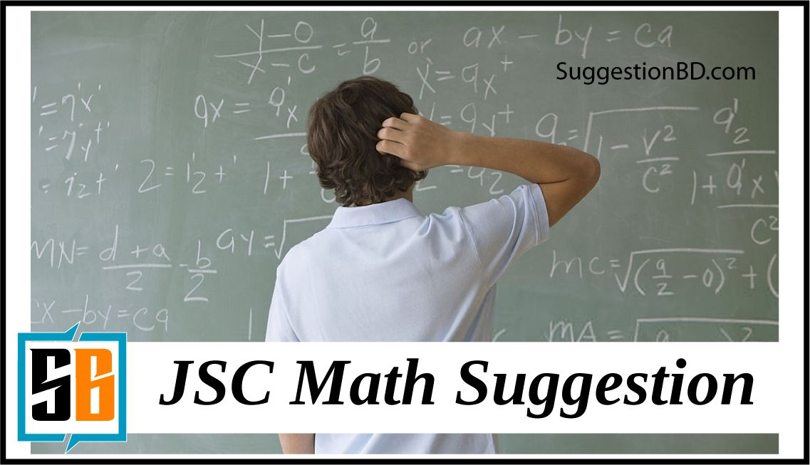 JSC Math Suggestion 2021