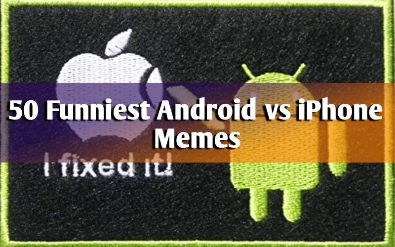 Android vs iPhone Meme Suggestion Buddy