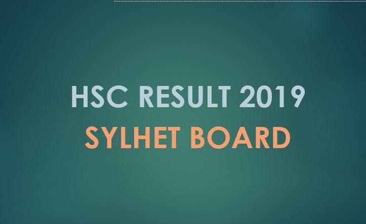 Sylhet Board HSC Result 2019 Published Date