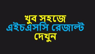 HSC Result 2019 educationboardresults.gov.bd