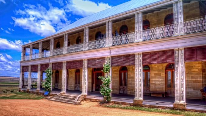 Glengallan Homestead 0 Australian Photos