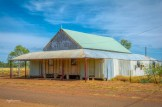 Former General Store, now residence. McKinley, Outback Queensland.