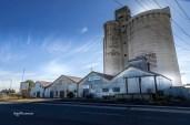 Grain Silos at Nhill