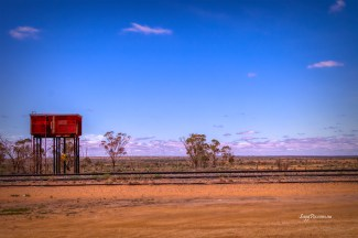 The Barrier Highway, Outback Sth Australia