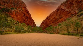 Australia's Red Heart