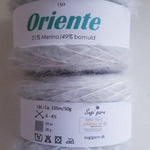 Oriente Lysgrå