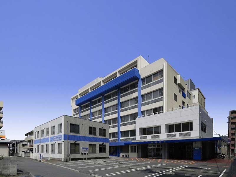 奥島病院増改築工事