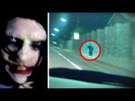 【犬猫動物動画まとめ】5 Real-Life Creepypasta Characters Caught on Camera -3