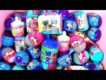 【犬猫動物動画まとめ】surprise toys puppy dog pals lol egg pj masks slime baby bottle fingerlings surprise eggs