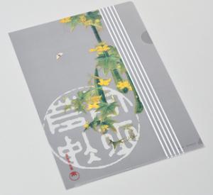 伊藤若冲クリアファイル