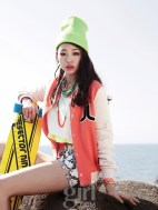 Jung Ho Yeon Vogue Girl Magazine April 2013 (3)