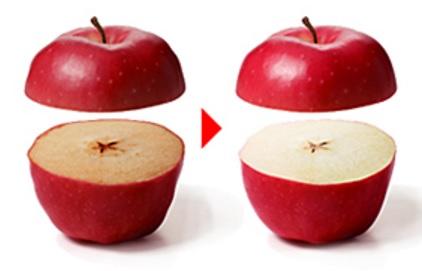 リンゴの酸化