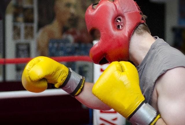 ボクサーは体脂肪率が低い