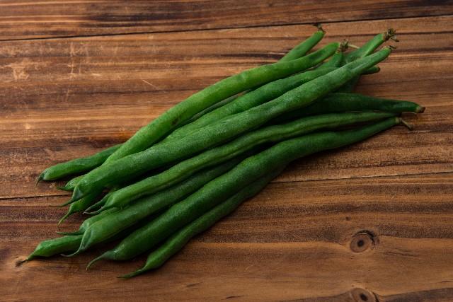 インゲン豆の料理