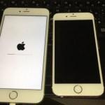 iPhone6Sと6S Plusの大きさの差