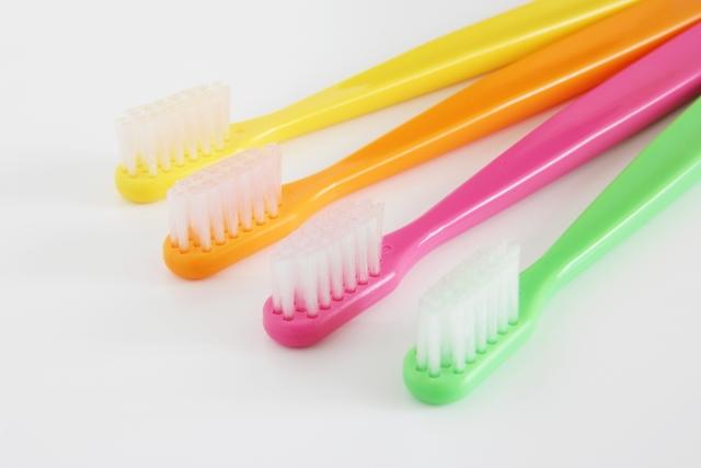 歯磨きとインフルエンザ