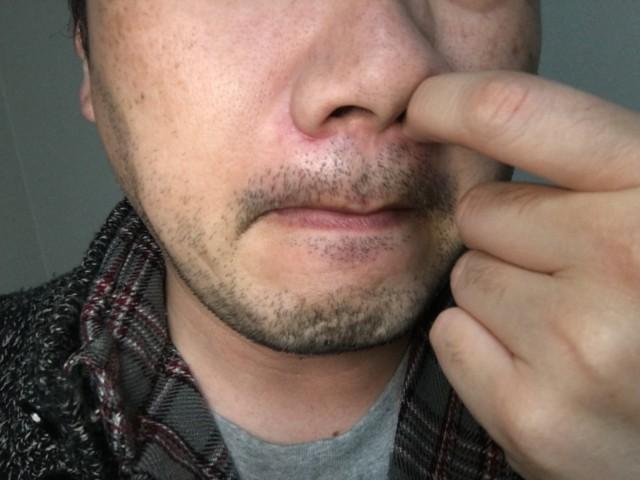 鼻をほじる人はインフルエンザにかかりやすいやすい