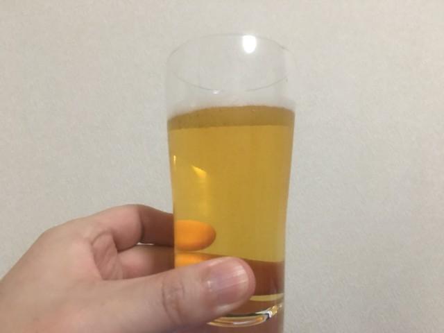 泡が少ないエールビール