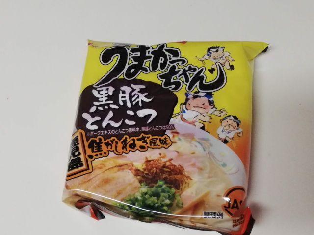 袋麺と言えばうまかっちゃん