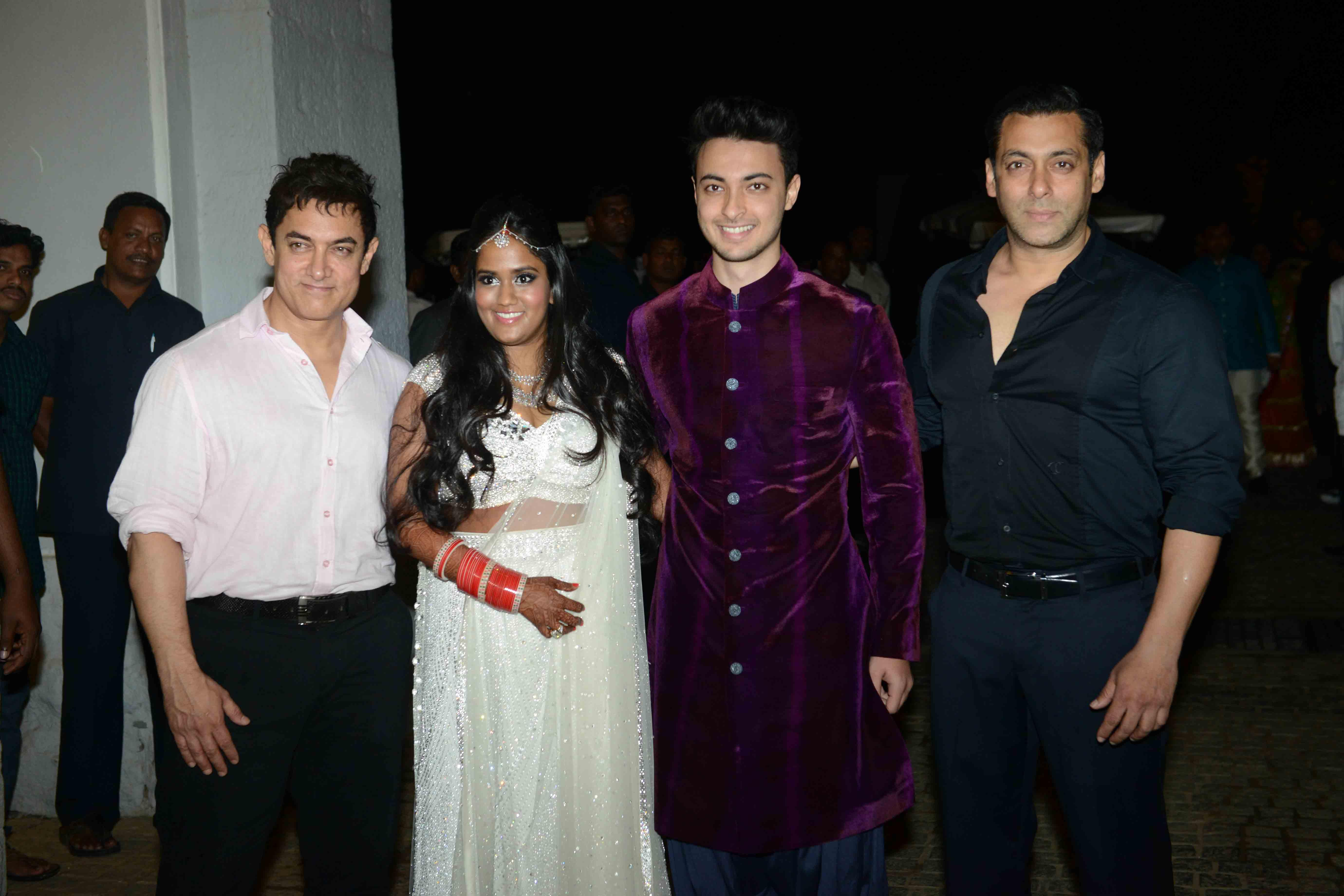 sister ties the knot at star-studded wedding (photos) Suhaag Wedding ...