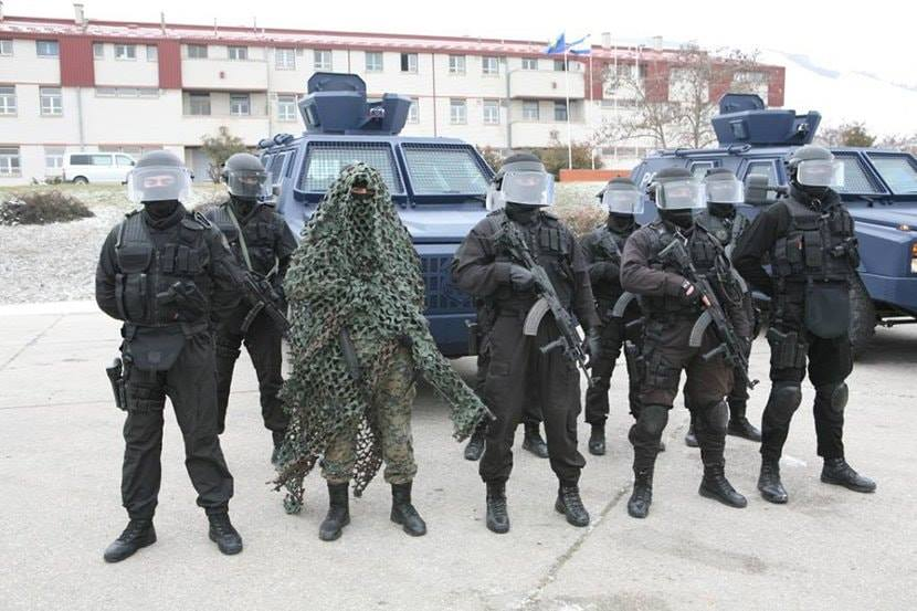 Njësia Speciale arreston shumë persona