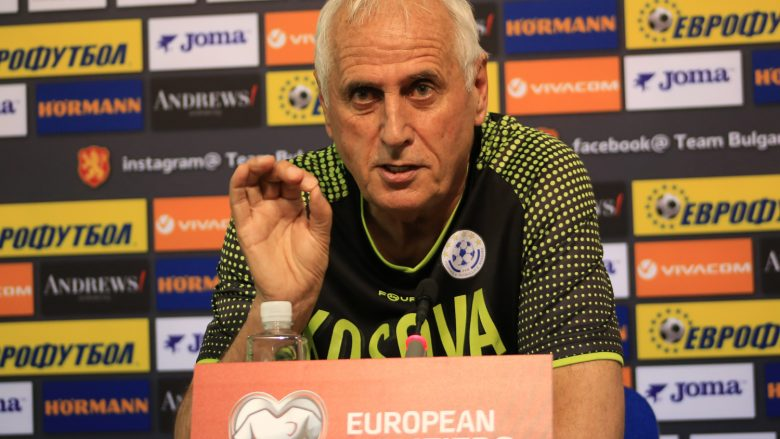 Challandes: E kemi të vështirë të krijojmë një ekip ideal për ndeshjet e shtatorit