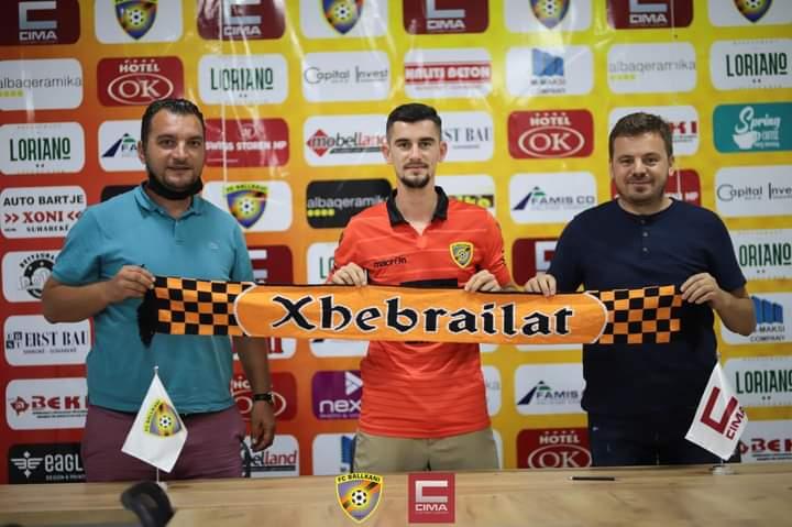 Zyrtare:Meriton Korenica është lojtari më i ri i Ballkanit