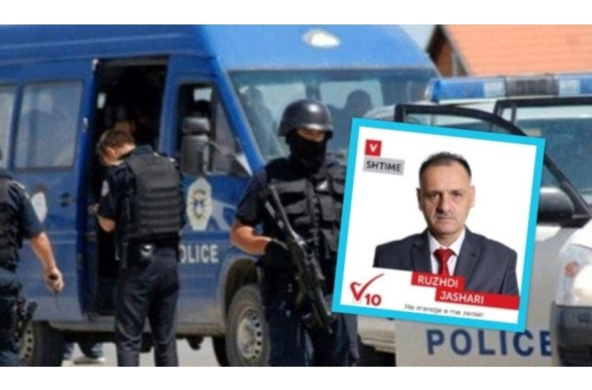 Policia e zë me drogë djalin e ish-kandidatit të VV'së për kryetar të Shtimes