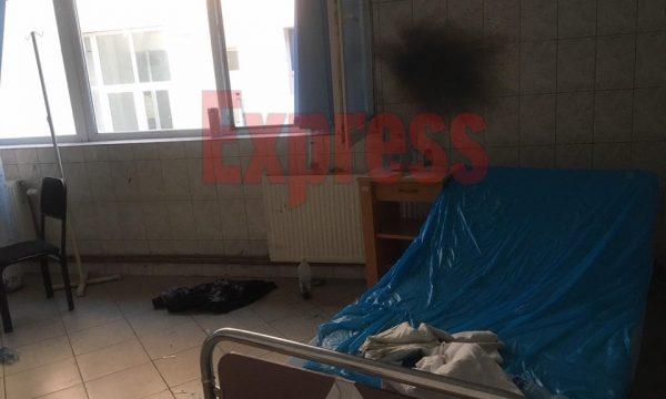 Shpërthen rregullatori i bombolës së oksigjenit në spitalin e Ferizajt, lëndohet një person